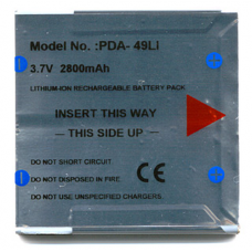 Archos Jukebox 3.7V 2800mAh Li-Ion PDA/MP3 Battery, PDA-49LI