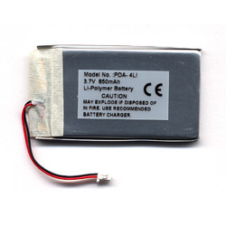 Palm M500/M505 3.7V 850mAh Li-Polymer PDA (or MP3 Player) Battery