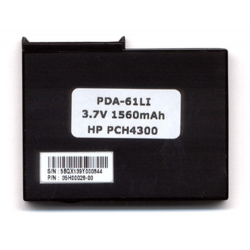 COMPAQ H4300 3.7V 2000mAh Li-Ion PDA (or MP3) Battery, PDA-61LI