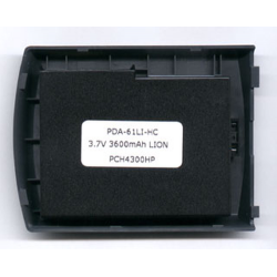 Compaq H4300 3.7V 3600mAh Li-Ion PDA (or MP3) Battery, PDA-61LI-HC