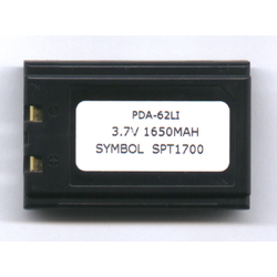 Casio IT-70 3.7V 1650mAh Li-Ion PDA (or MP3) Battery, PDA-62LI