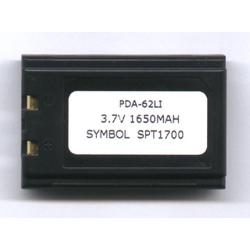 Casio IT-70 3.7V 1650mAh Li-Ion PDA (or MP3) Battery, PDA-62LI