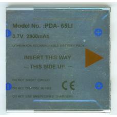 Archos 300211 3.7V 2800mAh Li-Ion PDA/MP3 Battery, PDA-65LI