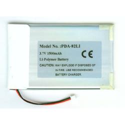 Zen Touch 3.7V 2000mAh Li-Ion PDA/MP3 Battery, PDA-82LI