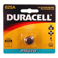 Duracell PX625A 1.5 Volt Alkaline Coin Cell Battery, PX625ABPK