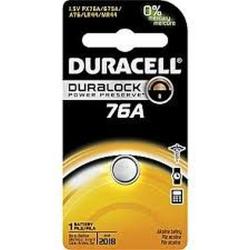 Duracell PX76A675A 1.5v Alkaline Coin Cell Battery (LR44), PX76A675PK