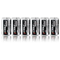 AL-D RAYOVAC D Ultra Pro Industrial Alkaline Batteries 6/pk