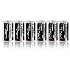 AL-D RAYOVAC D Ultra Pro Industrial Alkaline Batteries 72/case