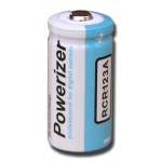 PowerIzer Li-Ion RCR123A 3.6V Battery, RCR123A36