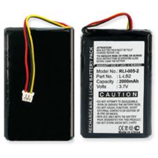 Logitech L-LB2 3.7v 2000mAh Remote Control Battery, RLI-005-2