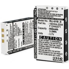 Logitech Dinovo 3.7V 750mah Li-Ion Remote Control Battery, RLI-018-09