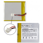 Universal Remote Control MX3000 Remote Control Battery, RLP-008-201