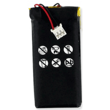 Philips 530065 3.7V 1700mah Li-Poly Remote Control Battery, RLP-017-107