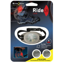 Nite Ize RideLit - Red LED RLT-07-10