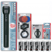 3 D Cell MagLite Gift Kit, Black S3D016-KIT