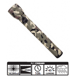 Maglite 3D Incandescent Flashlight, S3D026, Camo