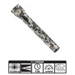 MagLite 3D Cell Incandescent Flashlight S3DMR6, 102-063, DM Camo