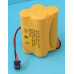 Uniden BP120 600mAh Scanner/Two Way Radio Battery, SBP-120