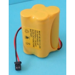 Uniden SBP-120 800mAh Two Way Radio Battery, SBP-120-800