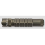 Maglite MAG-TAC LED Flashlight, SG2LRB6, Foliage Green, Crowned Bezel