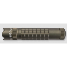 Maglite MAG-TAC LED Flashlight, SG2LRB6, 167-052, Foliage Green Crowned Bezel