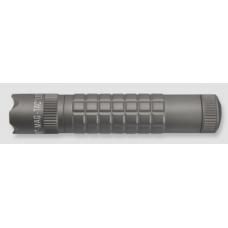 Maglite MAG-TAC LED Lithium Flashlight, Urban Gray Crowned Bezel