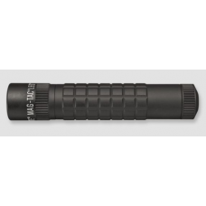 Maglite MAG-TAC LED Flashlight, SG2LRE6, 167-063, Black Plain Bezel