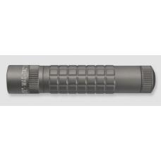 Maglite MAG-TAC LED Lithium Powered Flashlight, Urban Gray Plain Bezel