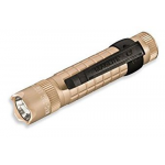 Maglite MAG-TAC LED Flashlight, SG2LRH6, Coyote Tan, *Plain Bezel