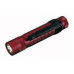 Maglite MAG-TAC LED Flashlight, SG2LRM6, 167-093, Crimson Red Plain Bezel