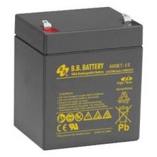 BB Battery SHR7-12 12v 3.5Ah (@ 15min rate) VRLA SLA Battery, T2