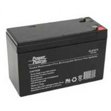 interstate Battery, SLA1075, 12v 8Ah Sealed Lead Acid Battery, T1