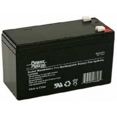 Interstate Battery, SLA1079, 12v 8Ah Sealed Lead Acid Battery, T2