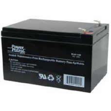 Interstate Battery, SLA1104, 12v 12Ah Sealed Lead Acid Battery, T2