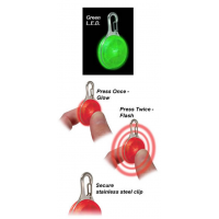 Nite Ize Spotlit Personal LED, GREEN SLG-06-28
