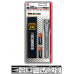 Maglite 2AA MiniMag Pro+ LED Flashlight w/Holster, SP+P09H, Gray