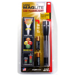 Maglite MiniMag 2 Cell AA LED Flashlight SP2209H, 153-052 Gray