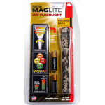 Maglite MiniMag 2 Cell AA LED Flashlight SP22MRH, 153-243, Camo
