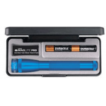 Maglite MiniMag Pro 2 Cell AA LED Flashlight SP2P117, 155-050, BLUE, Gift Box