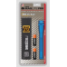 Maglite MiniMag Pro 2 Cell AA LED Flashlight w/Holster SP2P11H, 155-030, BLUE