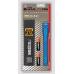 Maglite 2AA MiniMag Pro LED Flashlight w/Holster, SP2P11H, Blue