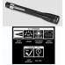 Maglite 2AAA MiniMag LED Flashlight, SP32016, Black