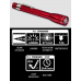 Maglite 2AAA MiniMag LED Flashlight, SP32036, Red