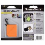 Nite Ize ScreenSkate Mobile Device | Smartphone Screen Cleaner, Orange