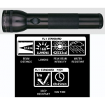 MagLite 2D LED Flashlight, ST2D016, 151-008, Black Finish