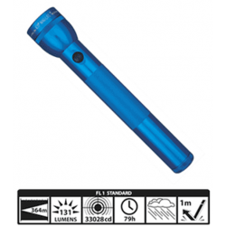 Maglite 3D LED Flashlight, ST3D116, Blue