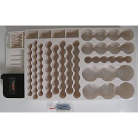 82 pc Battery Storage Organizer with Battery Tester, STORE-82