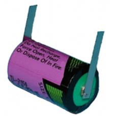 TL-2150 Tadiran 1/2aa 3.6v Lithium Battery W/tabs, TL-2150T