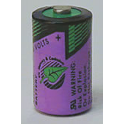 Tadiran TL-5151 1/2AA 3.6V 850mAh Lithium Battery