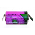 Tadiran TL-5151T with tabs 1/2 AA Lithium Battery